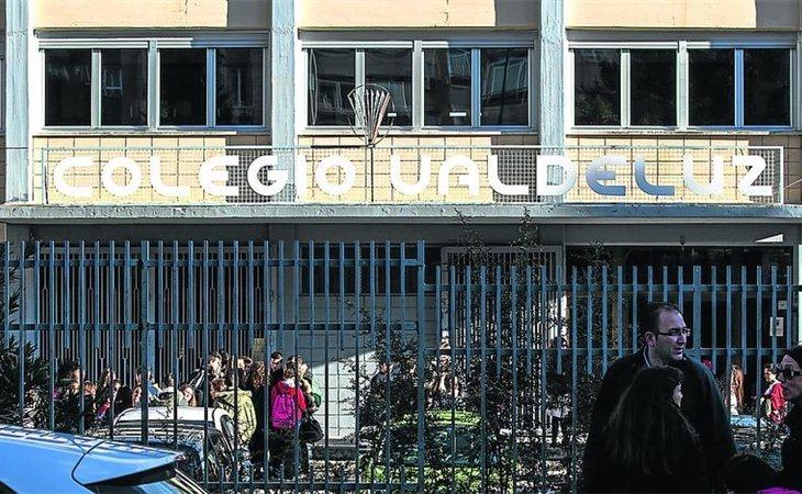 El profesor del colegio Valdeluz, culpable de 12 casos de abusos a menores