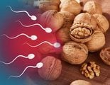 Comer nueces mejora la calidad del semen