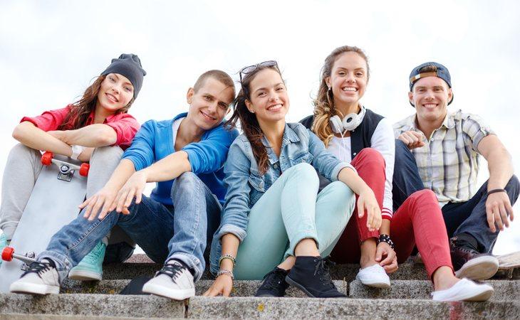 Los más jóvenes, comprometidos con la diversidad