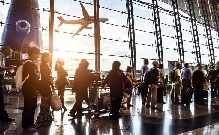 Cerca de 230.000 pasajeros se verán afectador por la huelga