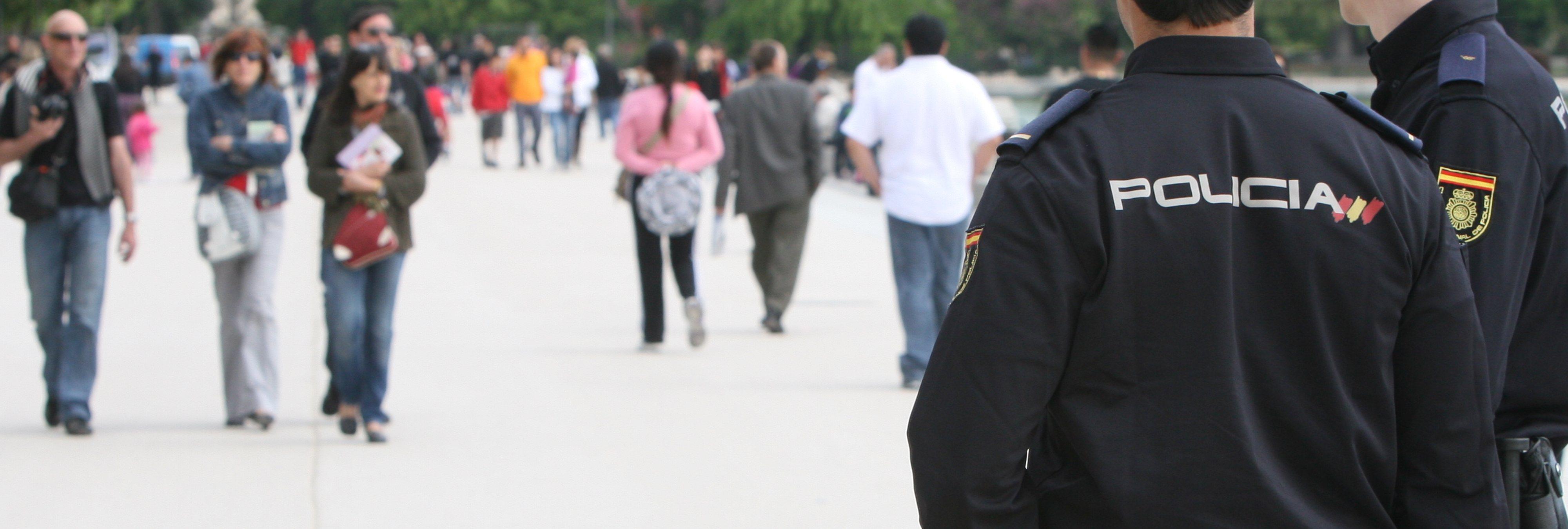 La Policía interviene en la calle Preciados de Madrid por anuncio hackeado con porno