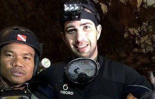 Fernando Raigal, el español que ayuda en el rescate de los niños atrapados en la cueva de Tailandia