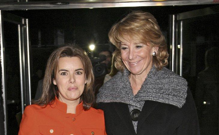 Aguirre considera que Soraya no cuenta con un plan específico para España