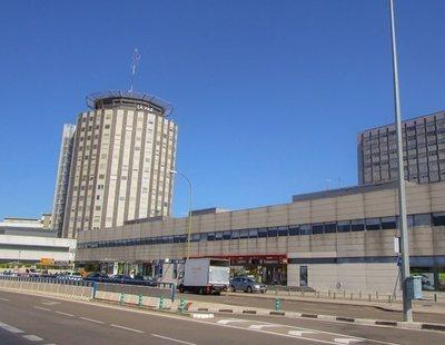 Hallado un cadáver en el hueco del ascensor del Hospital La Paz