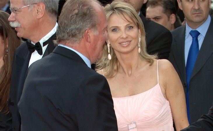 La relación entre Corinna y Juan Carlos se rompió tras el escándalo de Botswana