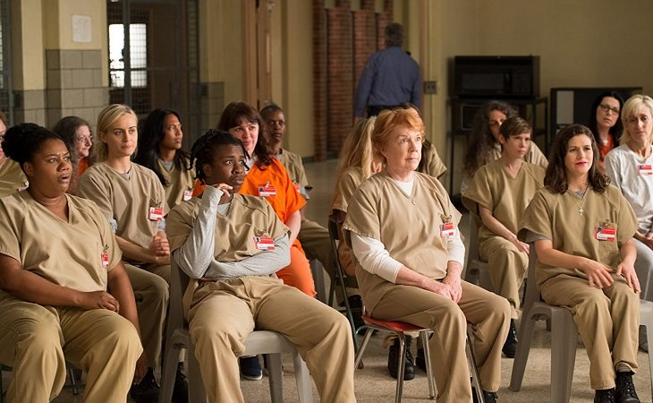 Parte del elenco de 'Orange Is The New Black'
