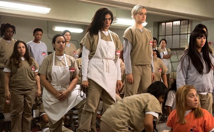Las reclusas de 'Orange Is The New Black'