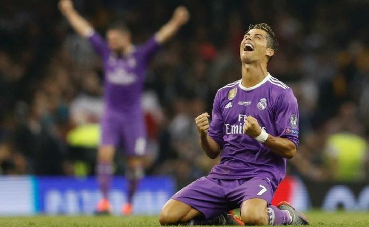 Cristiano ha sido protagonista de una época dorada en Madrid