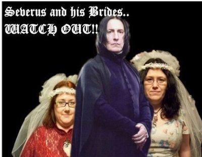 Snapeísmo, la religión que tiene a Severus Snape como dios supremo