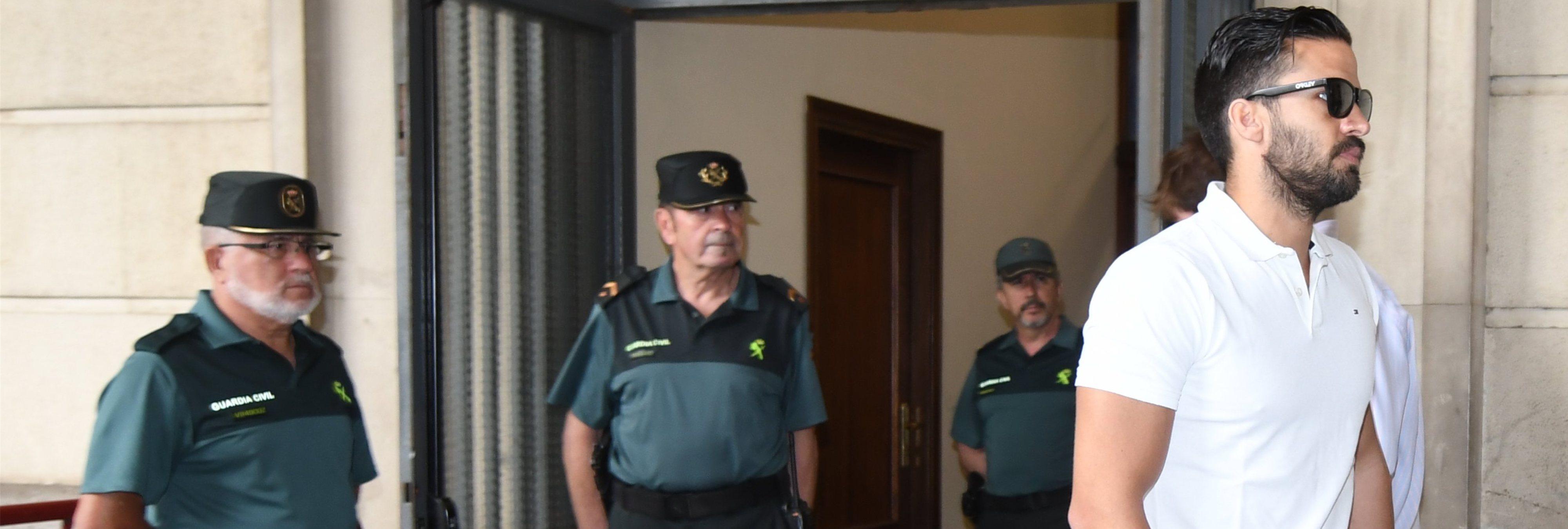 La Guardia Civil prohíbe al agente de 'La Manada' solicitar destino