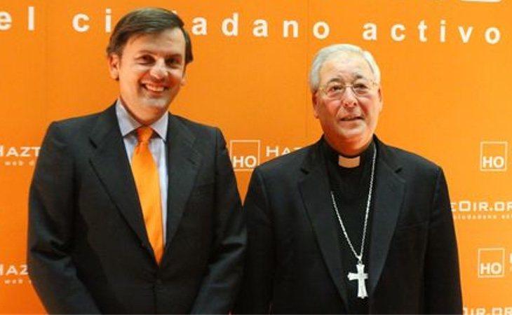 Juan Antonio Reig Pla apoya a Hazte Oír