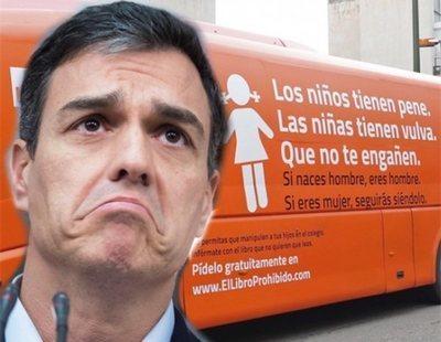 """El Gobierno """"no se ha planteado"""" retirar el título de """"utilidad pública"""" a Hazte Oír"""