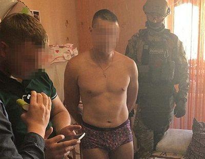 Un hombre es detenido por violar a su hija de 8 meses y vender sus fotos a una web porno
