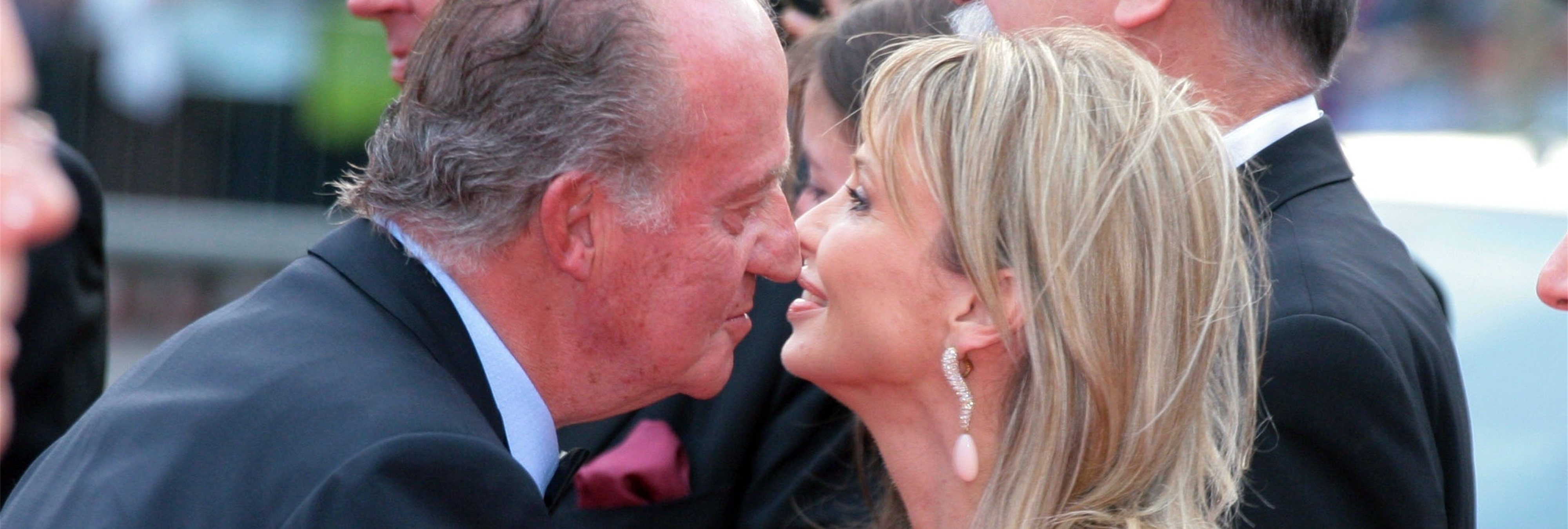 Corinna revela el nombre de una nueva supuesta amante del rey Juan Carlos