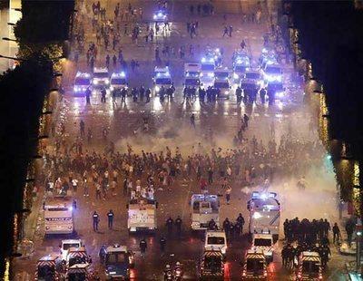 Dos muertos, heridos, vandalismo y destrozos en la celebración francesa del Mundial