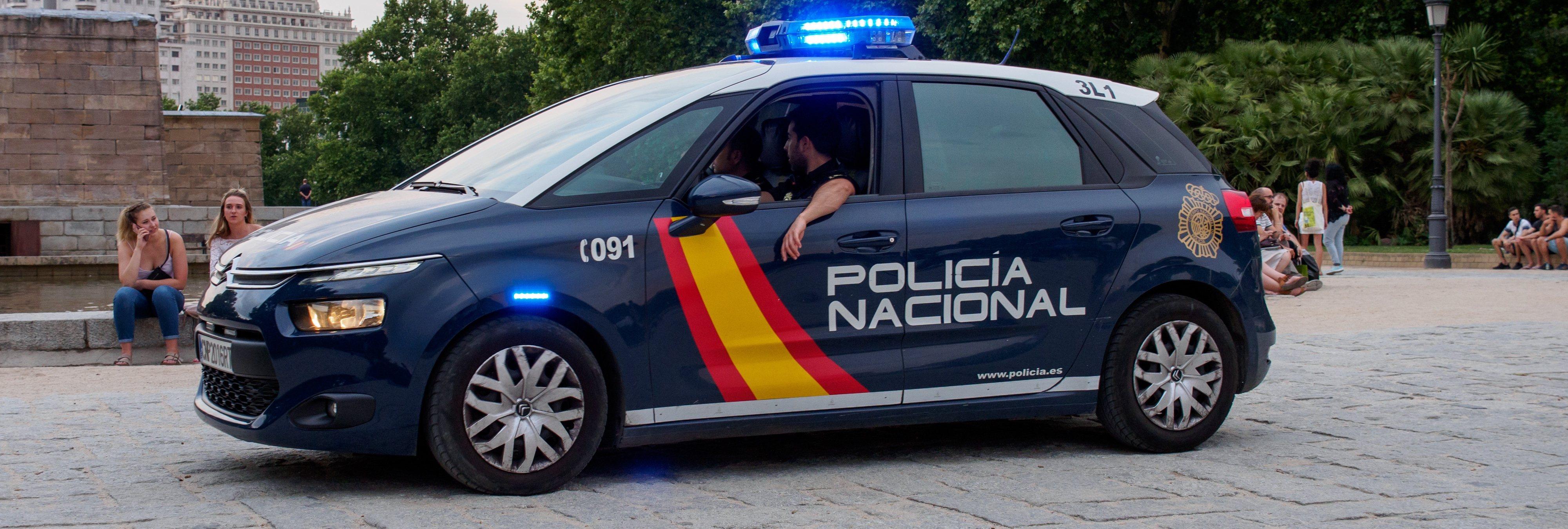 """El autor de la agresión a un fotoperiodista al grito de """"Viva Franco"""" es Policía Nacional"""