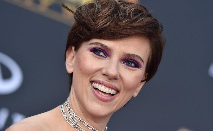 Scarlett Johansson finalmente ha renunciado al papel