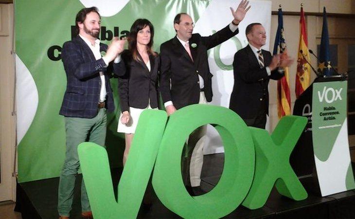 VOX se fundó tras la salida de los sectores más conservadores del PP