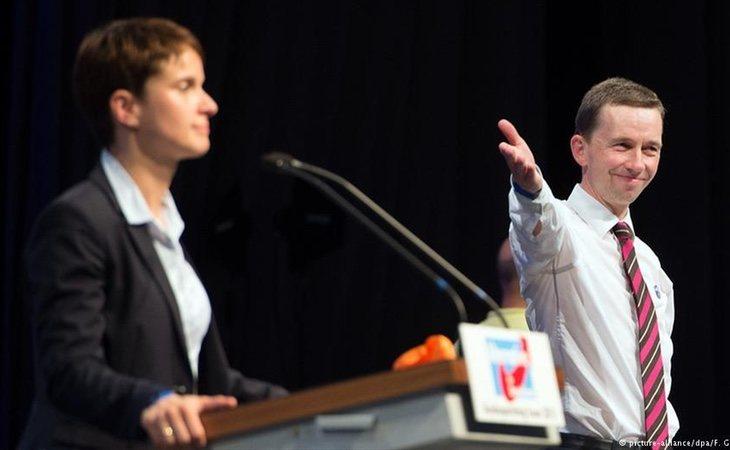 Alternativa por Alemania sufrió un giro de 180 grados en su argumentario político