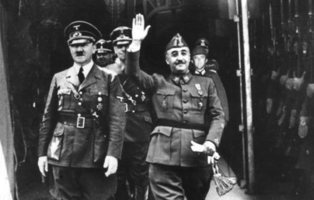 """Hitler, sobre los españoles: """"Moros, son unos vagos y una banda de andrajosos"""""""