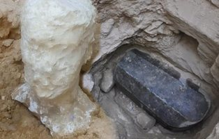 Abrirán el sarcófago más grande y misterioso de Alejandría, la ciudad de Alejandro Magno