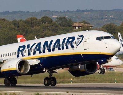 Ryanair cancela 200 vuelos en España y dejará en tierra a 50.000 pasajeros