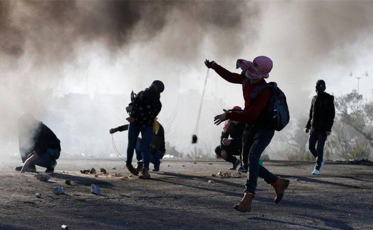 Las últimas protestas en Palestina dejaron 50 muertos y más de 2.000 heridos