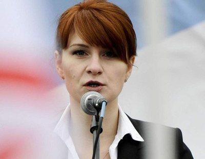 María Butina, la presunta espía rusa con vínculos en España que acaba de ser detenida