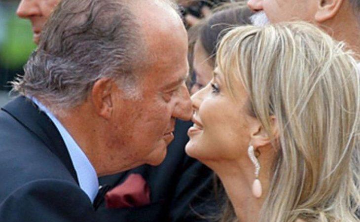 Corinna y el rey Juan Carlos, de amantes a enemigos