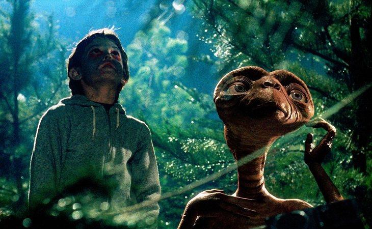 'E.T., el extraterrestre', de Steven Spielberg