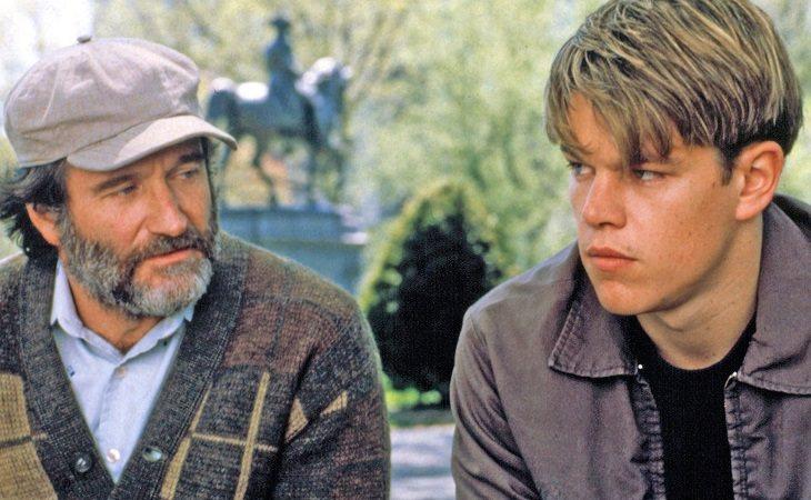'El indomable Will Hunting', de Gus Van Sant