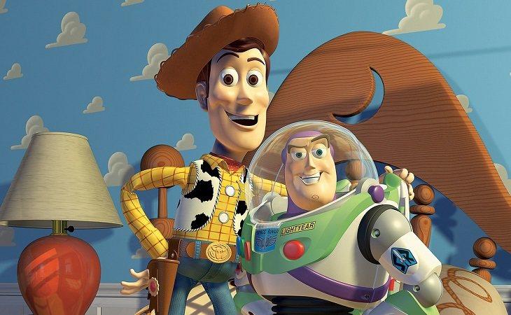 'Toy Story', de John Lasseter