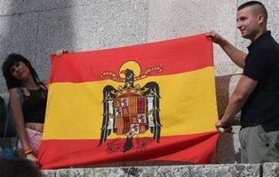 La Fiscalía admite una denuncia contra la Fundación Franco por presunto delito de odio