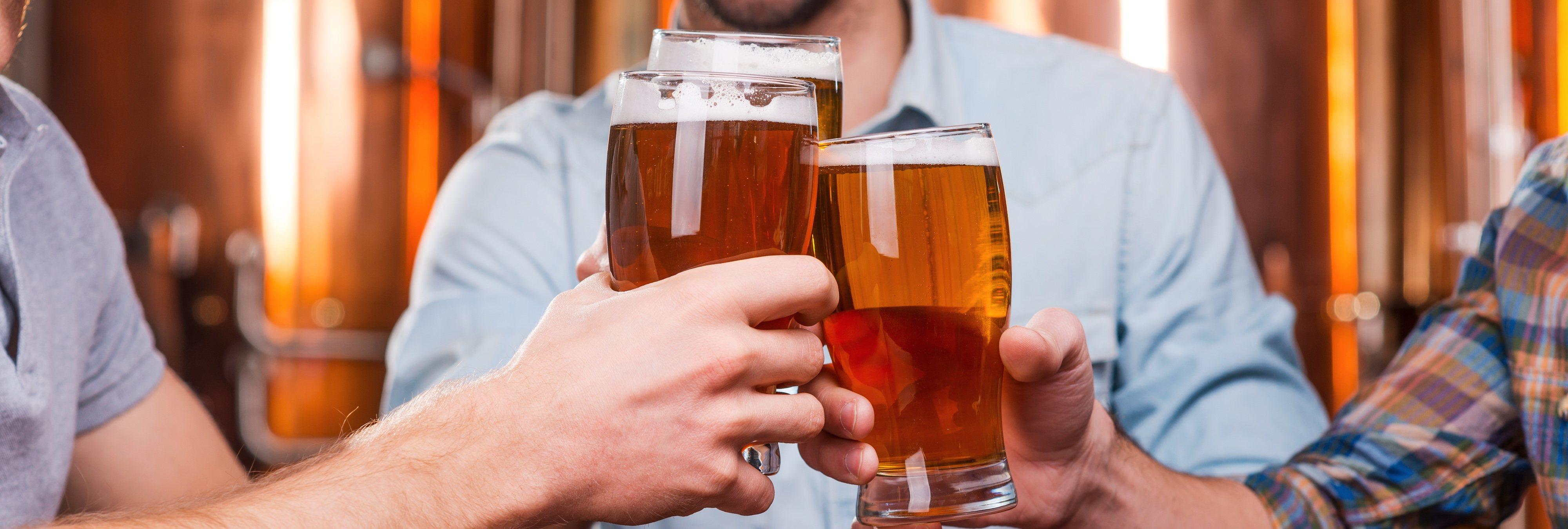 Esto es todo lo que sucede en tu cuerpo minutos después de tomar una caña de cerveza