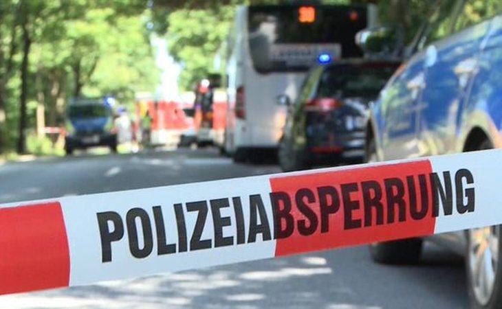 Ataque con arma blanca en Lübeck (Alemania)
