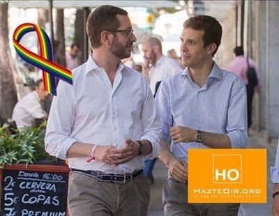 Javier Maroto apoya a Pablo Casado y Twitter le recuerda el tema de Hazte Oír...