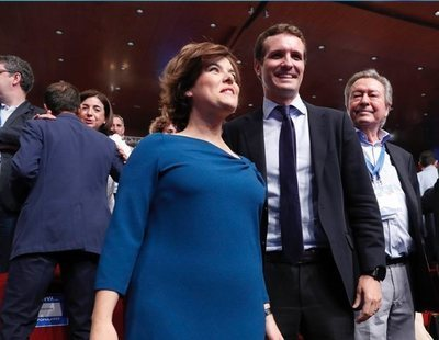 Por qué Pablo Casado ha ganado a Soraya en su discurso y con ello las primarias