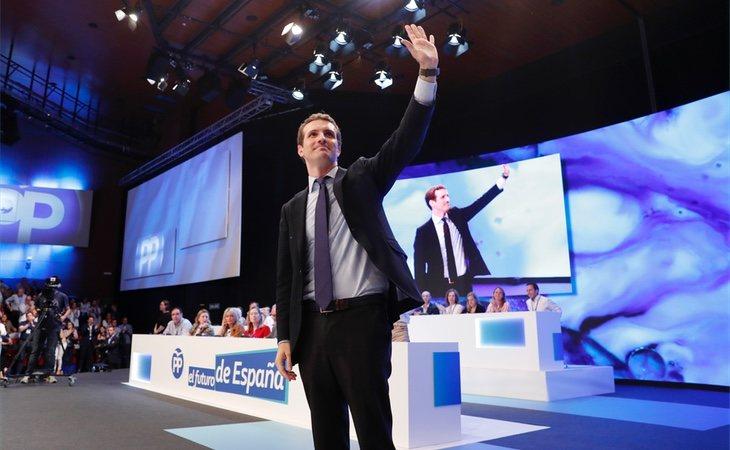 Pablo Casado es el nuevo líder del PP
