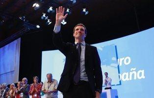 Por qué Pablo Casado sí representa a la militancia pero no al votante del PP
