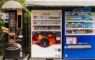 Las razones por las que hay tantas máquinas expendedoras en Japón