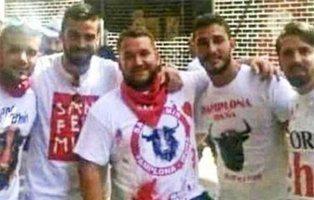 """'La Manada', declaradas """"personas non gratas"""" en siete ciudades españolas"""