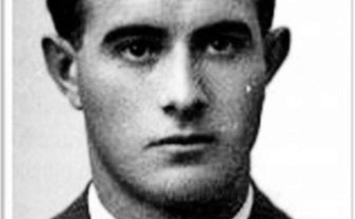 Herman Blanco Ramos, abuelo de Pablo Casado y miembro de la UGT de Palencia