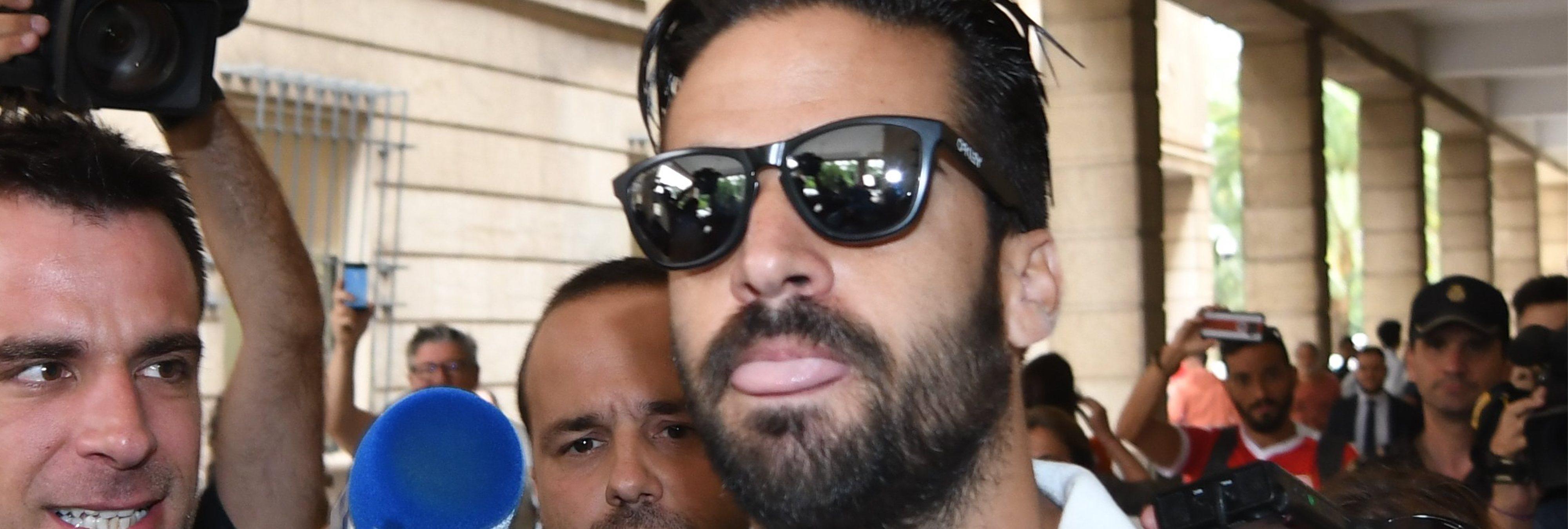 El guardia civil de 'La Manada', que intentó renovar el pasaporte, seguirá en libertad provisional