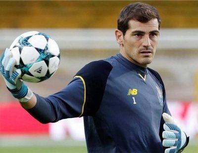 Iker Casillas no cree que el hombre pisase la Luna e incendia las redes