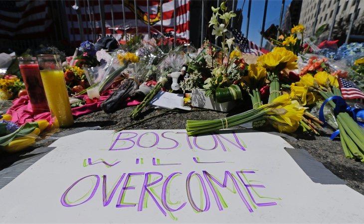 Memorial de las víctimas de las explosiones de la Maratón de Boston