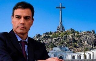 El Gobierno de Pedro Sánchez niega que el Valle de los Caídos perjudique la imagen de España