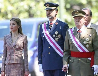 """La petición del Rey Juan Carlos a su hijo: """"Felipe, coño, divórciate de Letizia"""""""