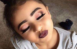 Maquillar bebés: la nueva moda que desata la polémica en las redes sociales