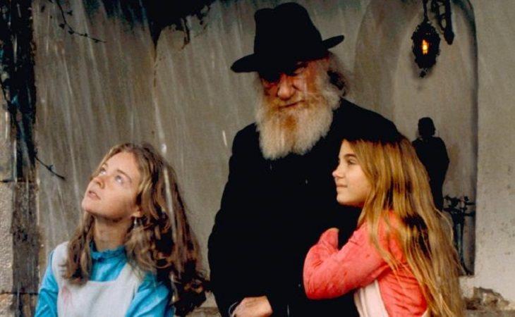 Fernando Fernan Gómez en 'El abuelo'