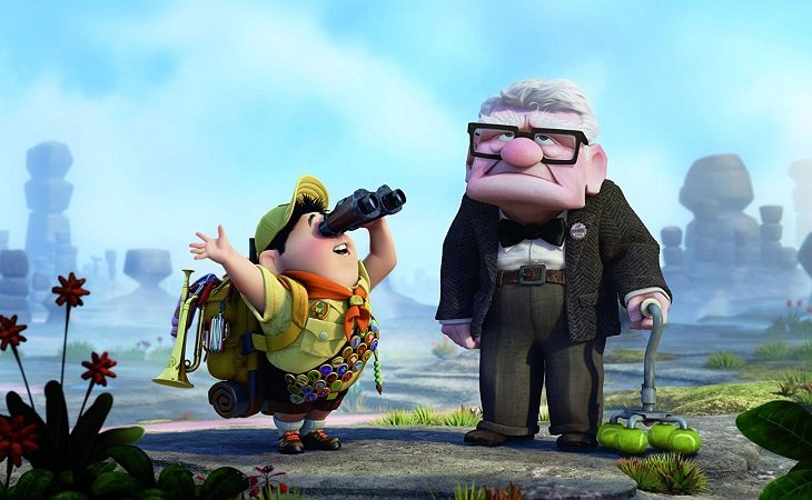 'Up', de Pete Docter & <!--StartFragment-->Bob Peterson